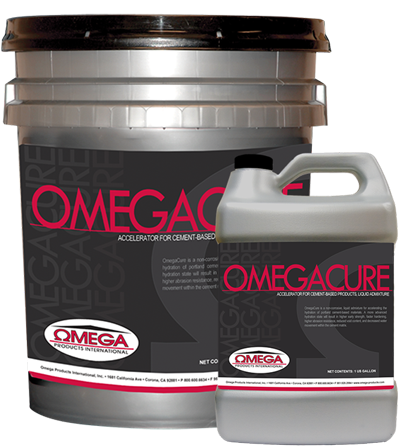 commercial building omegacure