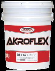 AkroFlexDeltaFinish