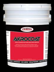 New product - acrylic coating - omega
