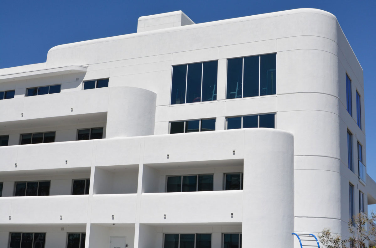 Multi Family - Project Profile - Omega Products