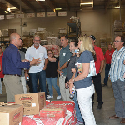 Omega Products International plant tour
